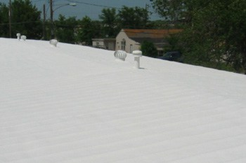 Commercial Polyurethane Foam Roofing