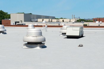 Commercial Roof Reinforced Ply Systems